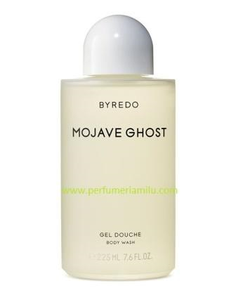 BYREDO, MOJAVE GHOST GEL MOUSSANT, Gel de baño,  225 ml.