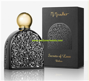 M.MICALLEF, SECRET OF LOVE DÉLICE, Fragancia perfume,  Edp. 75 ml.