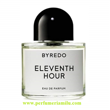 BYREDO, ELEVENTH HOUR, Fragancia perfume, Edp. 100 ml.