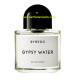 BYREDO, GYPSY WATER, Fragancia perfume, Edp. 100 ml.
