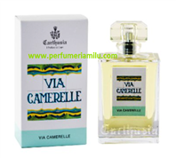 CARTHUSIA, VIA CAMERELLE, Fragancia perfume, Edp. 100 ml.