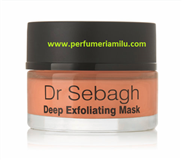 DR SEBAGH, DEEP EXFOLIATING MASK, Exfoliante de rostro,  50 ml.