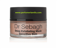 DR SEBAGH, DEEP EXFOLIATING SENSITIVE MASK, Exfoliante de rostro, 50 ml.