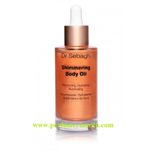 DR SEBAGH, SHIMMERING BODY OIL, Aceite corporal, 50 ml.