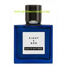 EIGHT & BOB, CAP D´ANTIBES, Fragancia perfume, Edp. 100 ml.