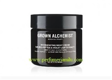 GROWN ALCHEMIST, NIGHT CREAM REPAIR NEURO-PEPTIDE, Crema facial de noche, 40 ml