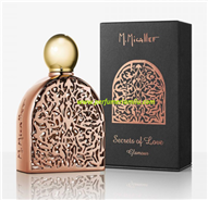 M.MICALLEF, SECRET OF LOVE GLAMOUR, Fragancia perfume,  Edp. 75 ml.