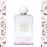 PALAZZO NOBILE, BRIGHT POPPY, Fragancia perfume, Edt. 100 ml.