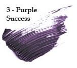 COLORES - N°4 Purple Success Fall